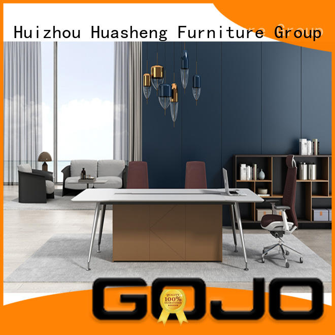 GOJO Custom conference room table for sale company for executive office