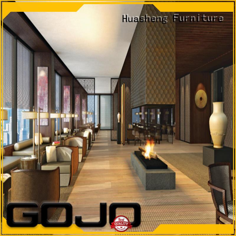 GOJO hotel bedroom furniture set for boutique