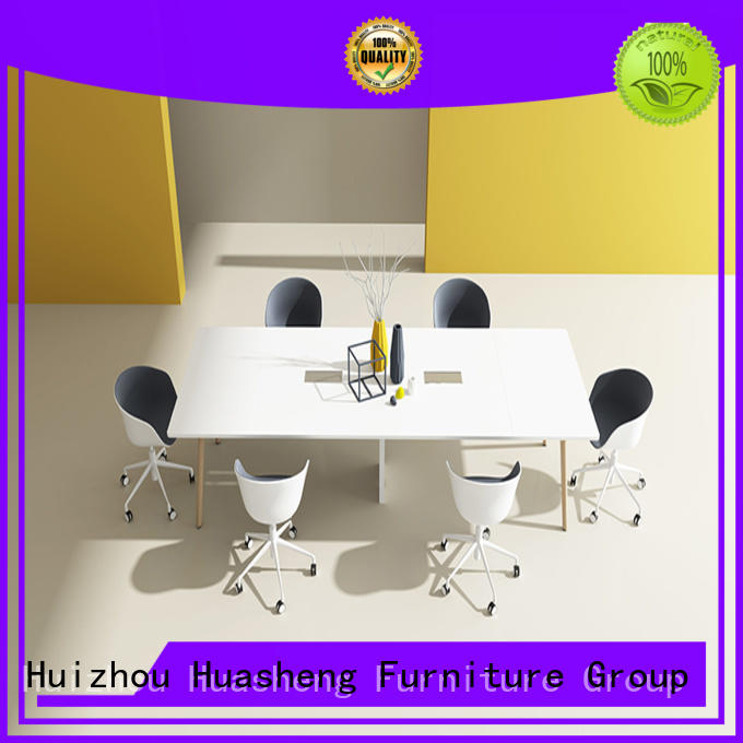 GOJO namy modular conference room tables with double-deck mesa for conference room