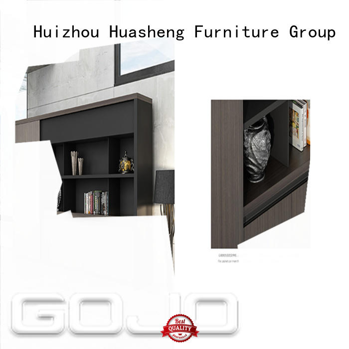 GOJO reche large filing cabinet manufacturer for storage area