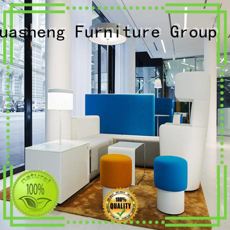 GOJO binz reception desk furniture company for guest room