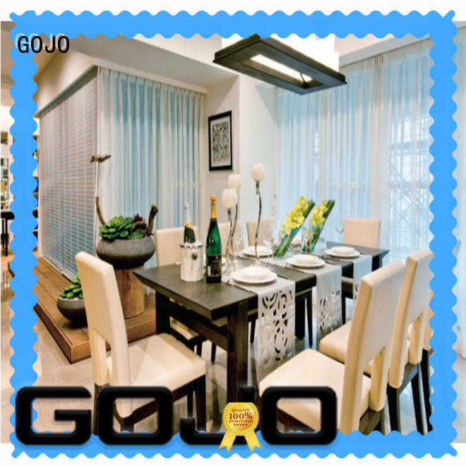 GOJO New hotel tables and chairs for sale company for boutique