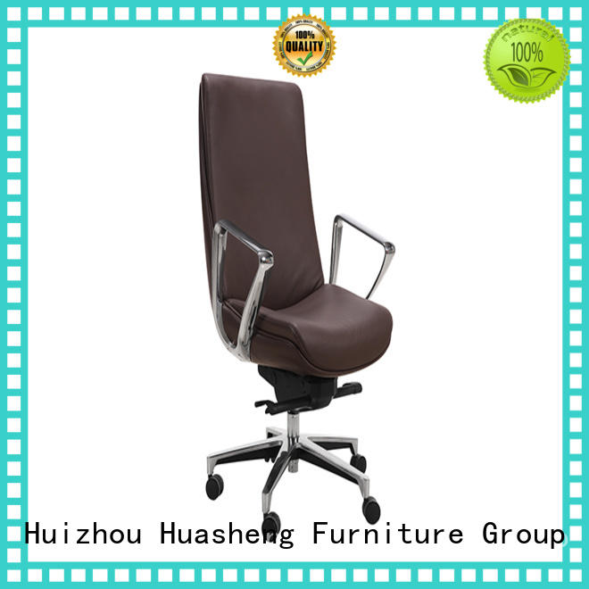 mesh chair with aluminium alloy feet for boardroom