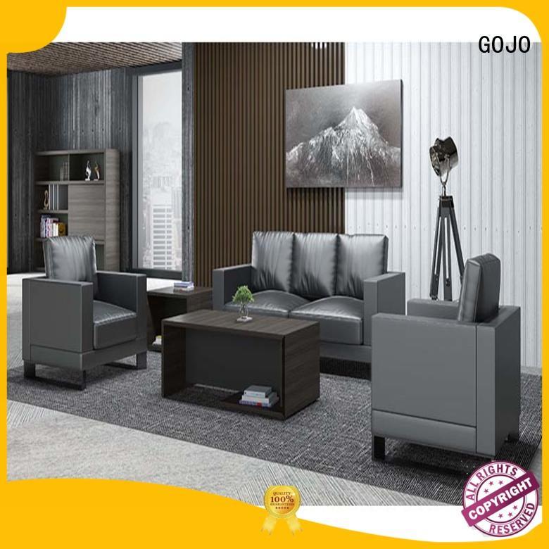 GOJO lobby sofa set manufacturer for lounge area