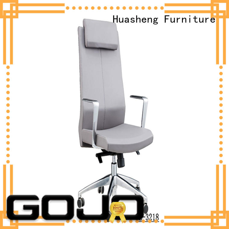 GOJO high back comfortable office chair manufacturer for ceo office