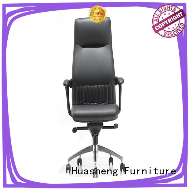 GOJO tall leather office chair with arms manufacturer for boardroom