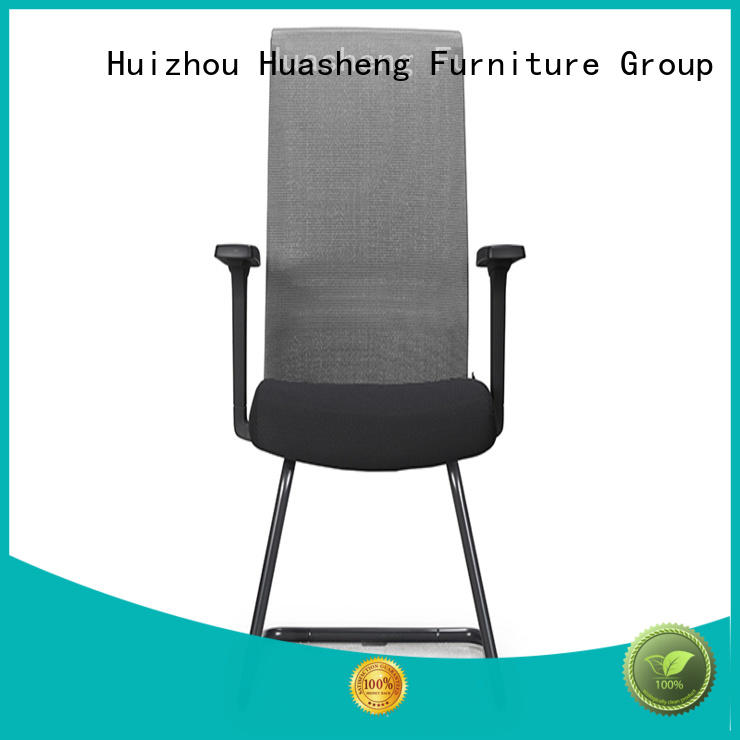 GOJO office desk chairs with arms for training area