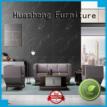 GOJO yuche lobby furniture sets couch for lounge area