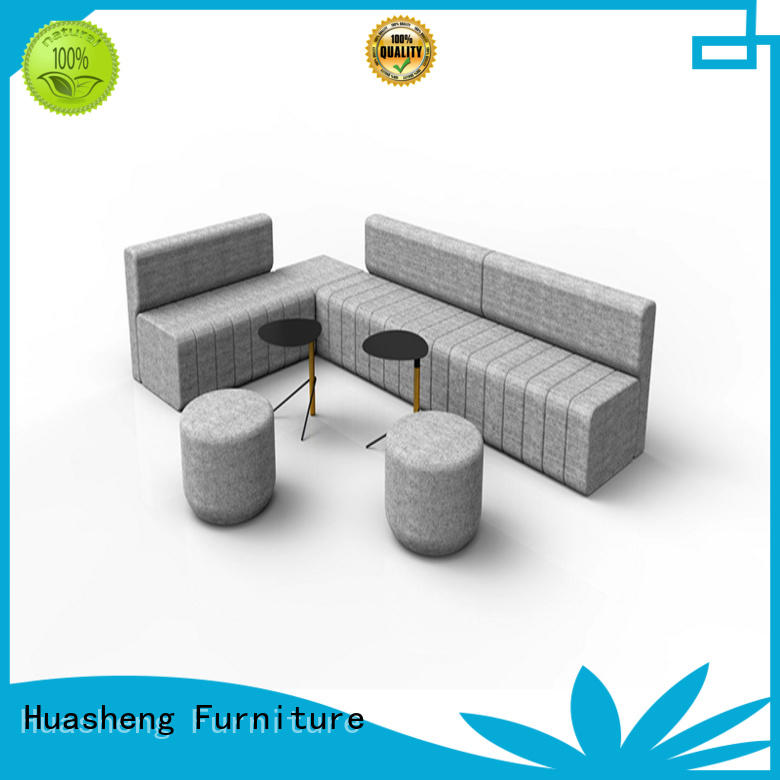 office furniture couch supplier for lounge area GOJO