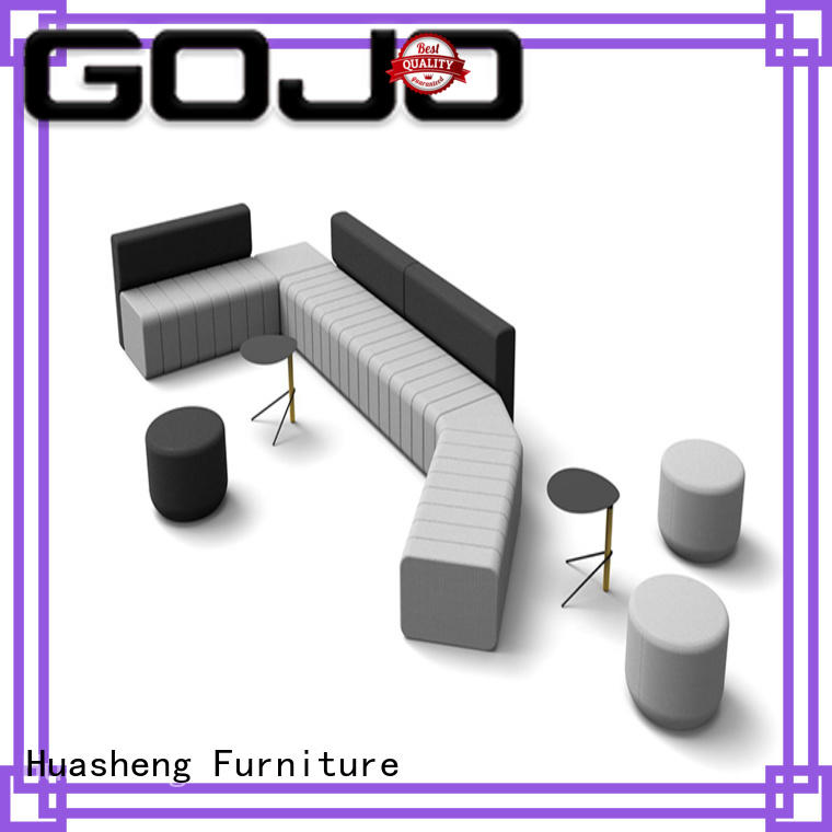 guanz couch and chair set supplier for guest room