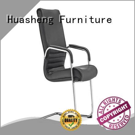 GOJO binz executive office chair with aluminium alloy feet for executive office