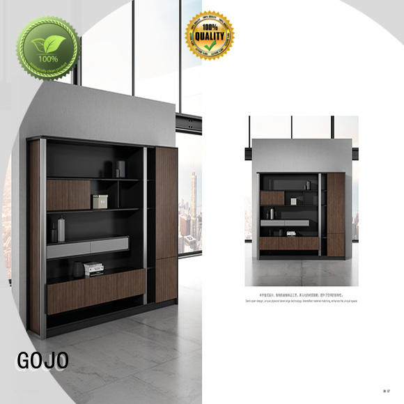 GOJO office file cabinets cupboard for ceo office