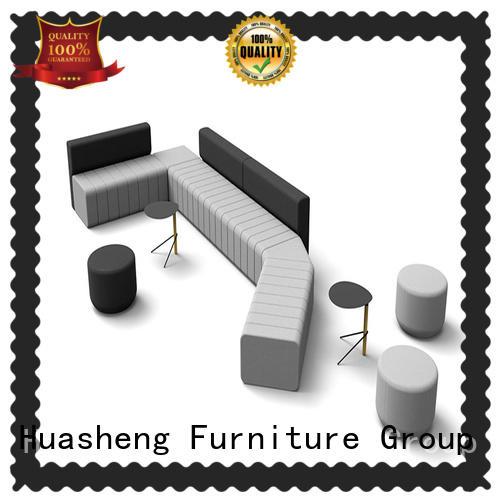 GOJO industrial sofa furniture supplier for reception area