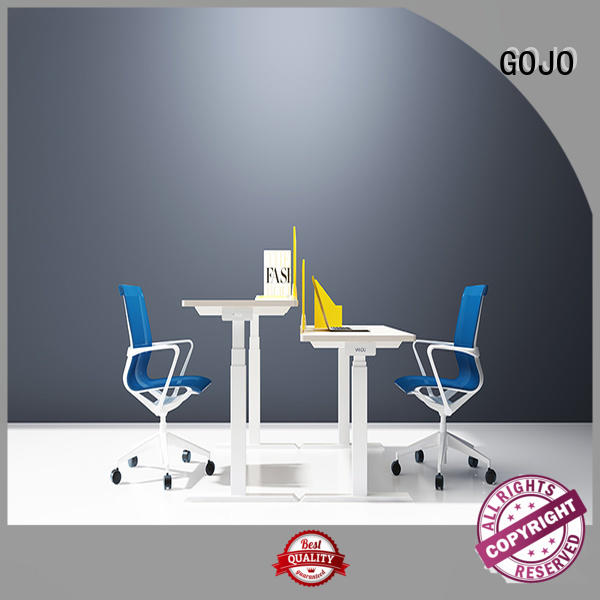 Wholesale stand up sit down desk for staff room