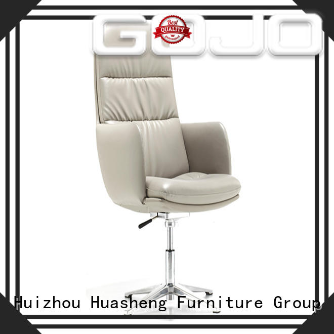 GOJO namy luxury leather office chair for ceo office