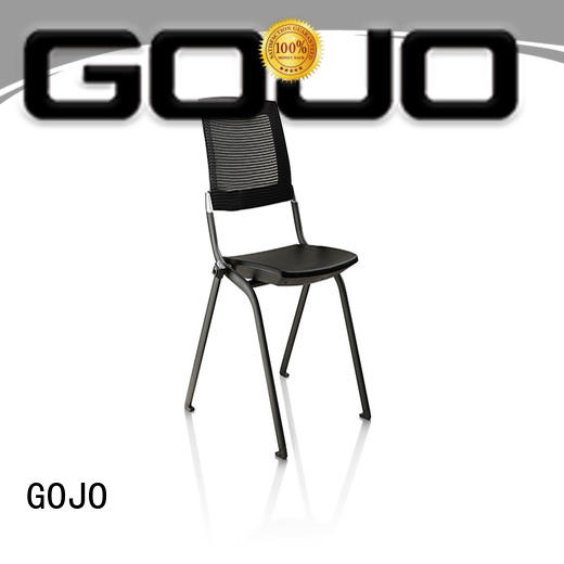 GOJO stackable office meeting room chairs supplier for ceo office