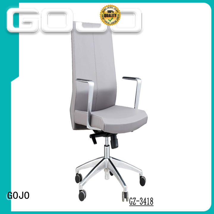 GOJO roomy comfortable office chair manufacturer for ceo office
