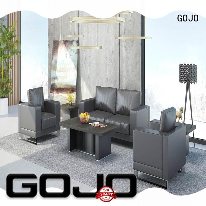 GOJO office furniture sets supplier for lounge area