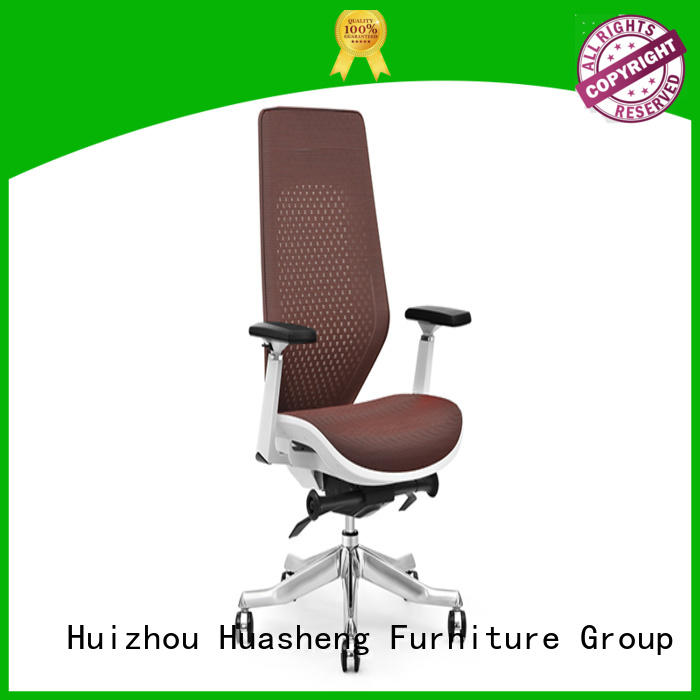 GOJO binz executive chair with aluminium alloy feet for ceo office
