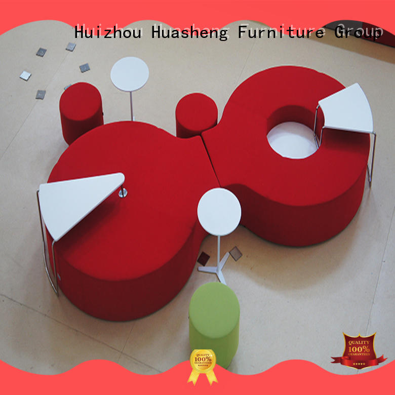 GOJO lounge sofa set stools for reception area
