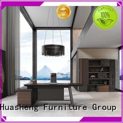 guanhe modern executive furniture with side lock drawer for executive office
