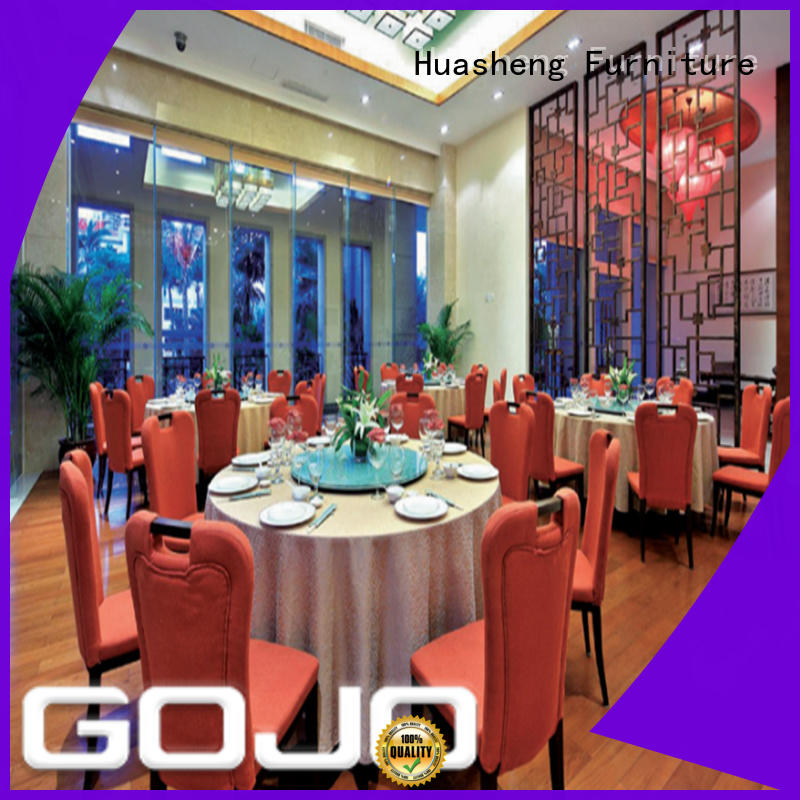 GOJO five star hotel furniture sale Supply for boutique