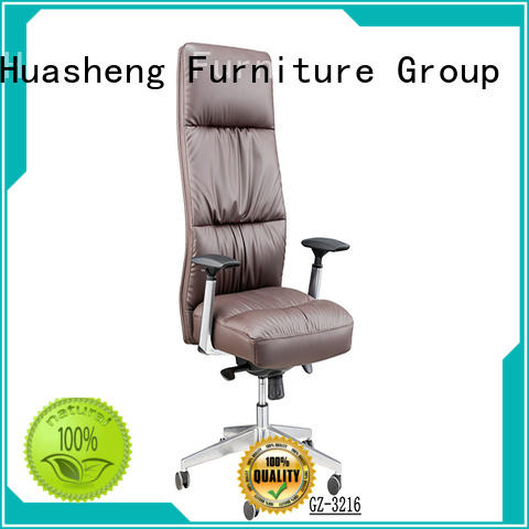 GOJO Latest high back leather chair company for ceo office