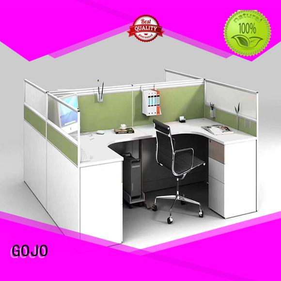 GOJO white office table for office