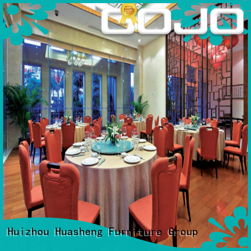 GOJO quality hotel bedroom furniture wholesale manufacturer for apartment