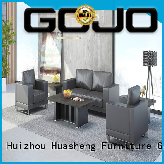 GOJO borill furniture sets for business for reception area