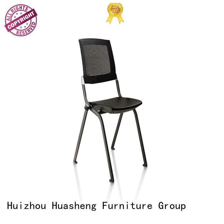 modern stacking chairs with arms for ceo office