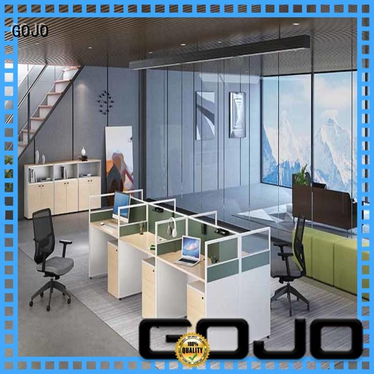 GOJO high quality office desk partitions Suppliers for office