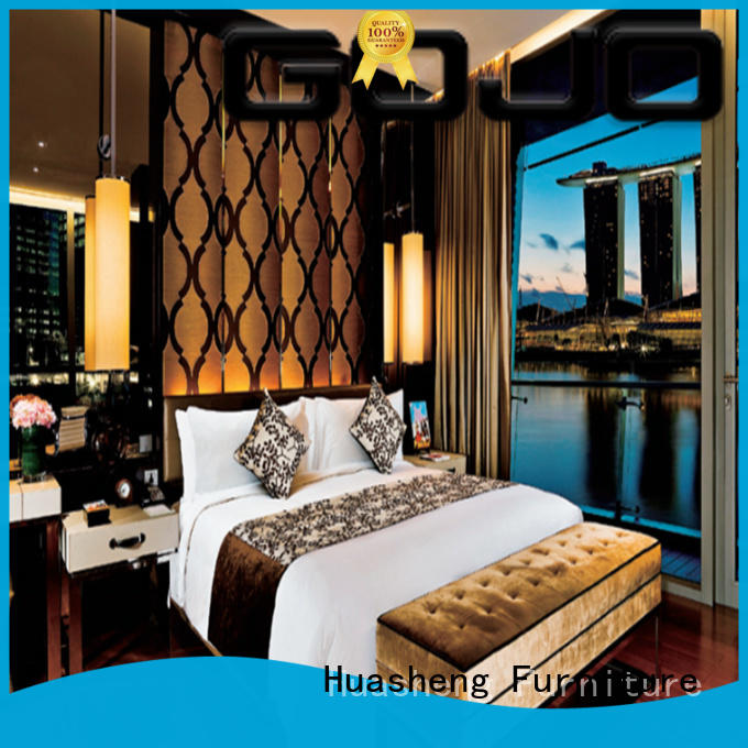 GOJO superior quality hotel room furniture manufacturer for apartment