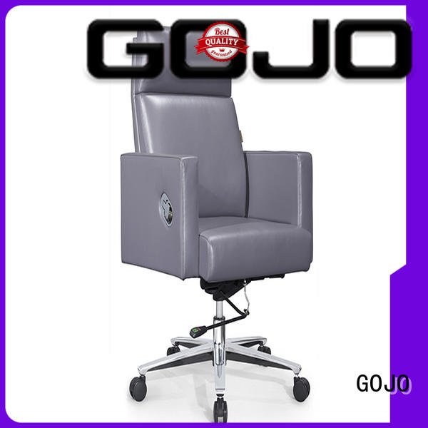 GOJO namy best leather office chair cowhide for ceo office