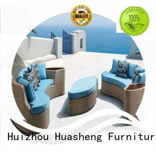GOJO Best commercial outdoor furniture company for beaches