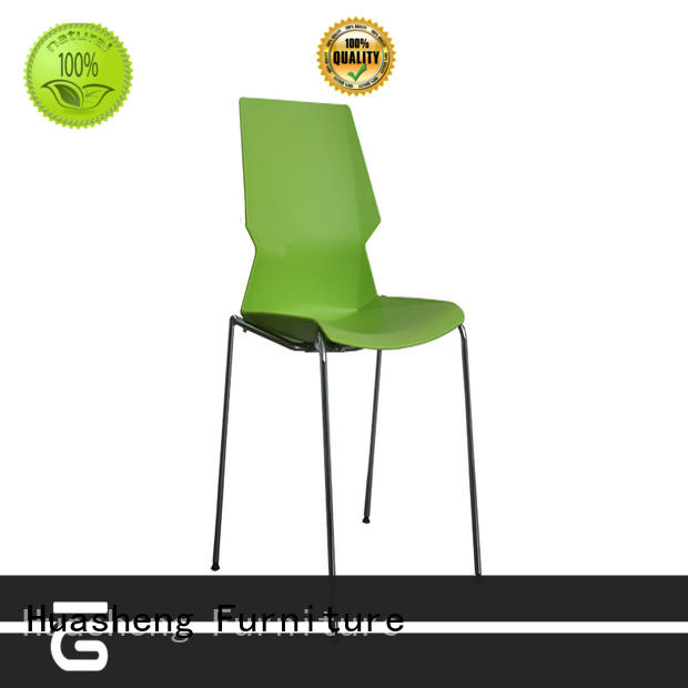 GOJO steel office waiting room chairs with casters for guest room