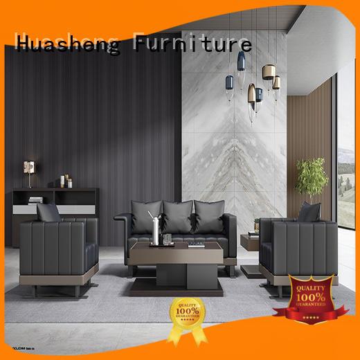 GOJO borill reception area desk furniture couch for lounge area