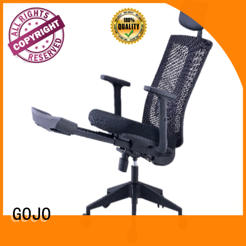 GOJO brown office chair Supply for executive office