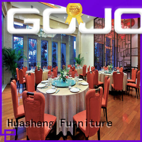 huasheng wholesale hotel furniture tables for apartment