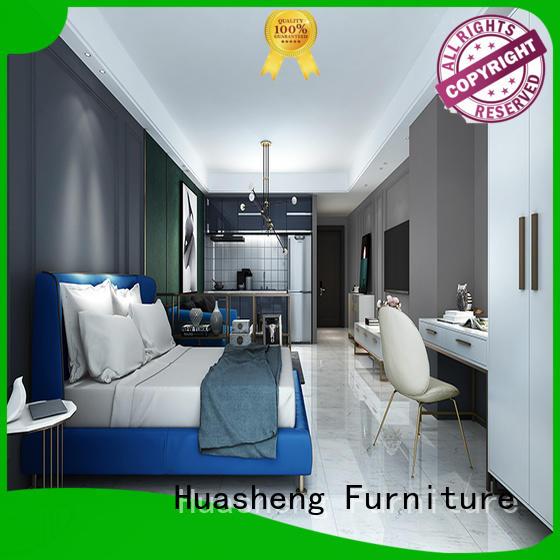 Custom hotel quality furniture Supply for motel