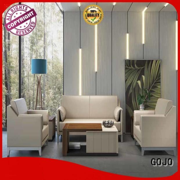 GOJO yuche reception sofa set for guest room