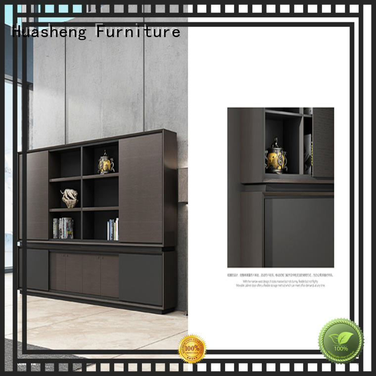 GOJO file cabinet furniture with layer for storage area