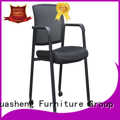 GOJO genuine leather executive office chair with new white paint feet for executive office
