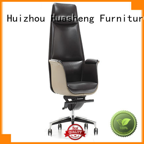 GOJO tall black office chair supplier for ceo office