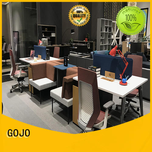 GOJO flex clerk desks for office