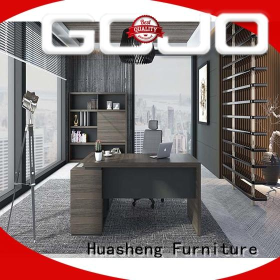 GOJO executive office furniture suites Supply for manager