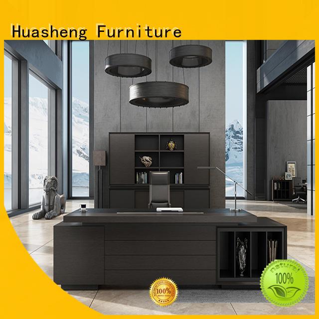 mdf contemporary executive desk manufacturer for sale