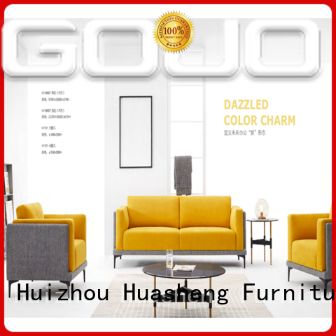 GOJO waiting room couch manufacturer for lounge area