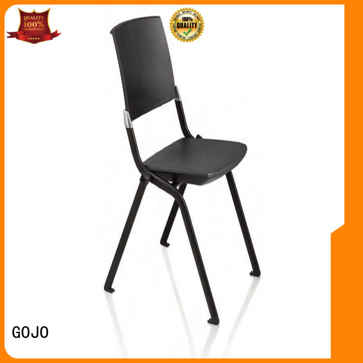 GOJO High-quality white conference chairs Suppliers for training area