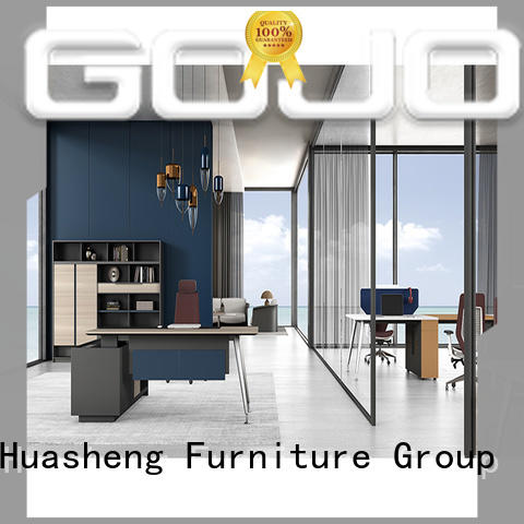 GOJO Best modern executive office furniture Supply for manager